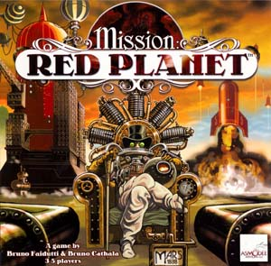 Mission : RED PLANET