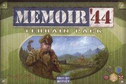 Memoir '44 - Terrain Pack Expansion board game