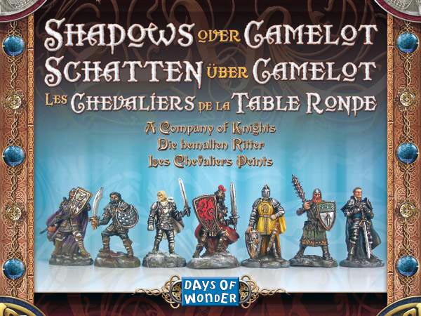 Shadows Over Camelot: A Company of Knights
