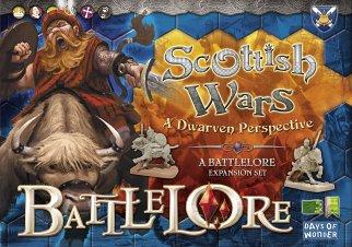 BattleLore: Scottish Wars board game