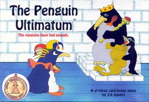 The Penguin Ultimatum board game