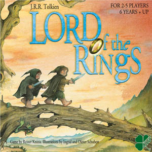 The Lord of the Rings - Children's Game