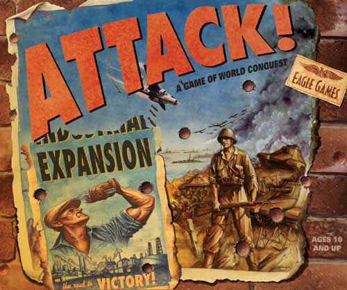 Attack! Expansion