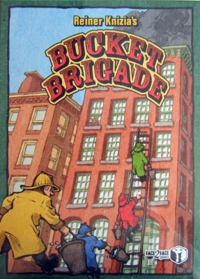 Bucket Brigade board game