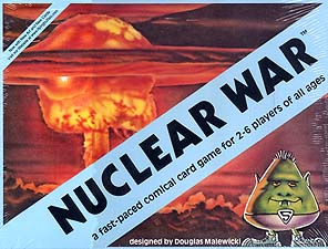 Nuclear War board game
