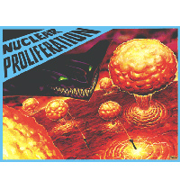 Nuclear Proliferation board game