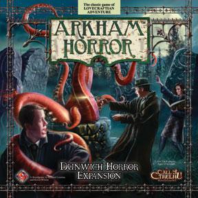 Arkham Horror: Dunwich Horror board game