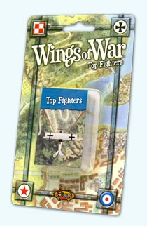 Wings of War: Top Fighters board game