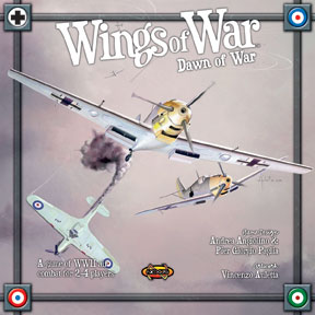 Wings of War: Dawn of War board game