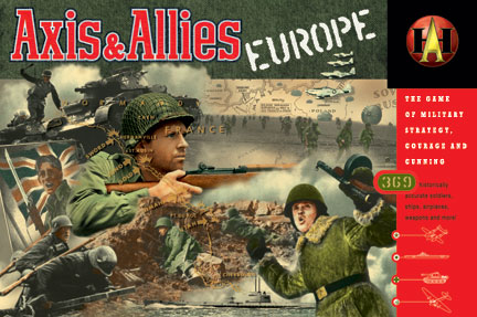 Axis and Allies: Europe