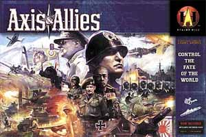 Axis and Allies - revised edition