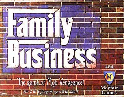 Family Business board game