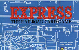 Express board game