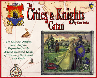The Cities and Knights of Catan