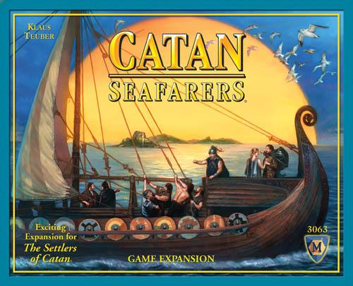 Seafarers Of Catan