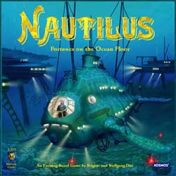 Nautilus board game