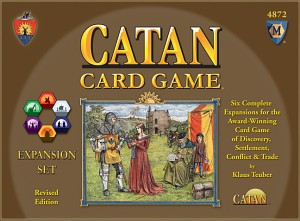 Catan Card Game Expansion Set