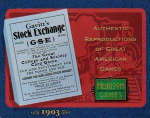 Gavitt's Stock Exchange