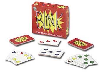 Blink board game