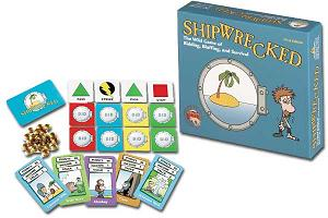 Shipwrecked board game
