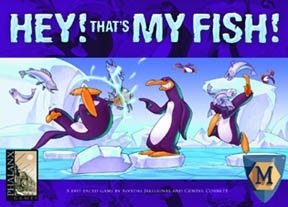Hey! That's My Fish board game