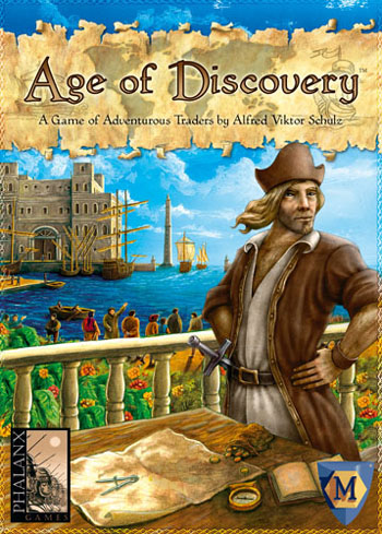 Age of Discovery board game