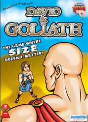 David & Goliath board game