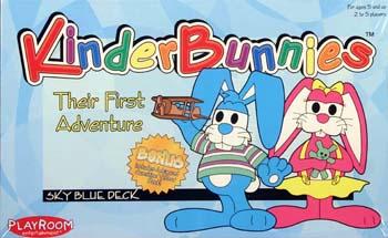 Kinder Bunnies: Their First Adventure
