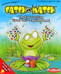 Catch the Match board game