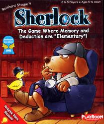 Sherlock board game