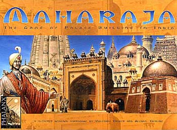 Maharaja board game