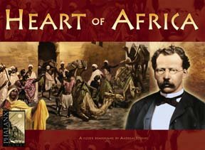 Heart of Africa board game