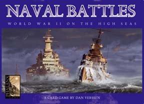 Naval Battles board game