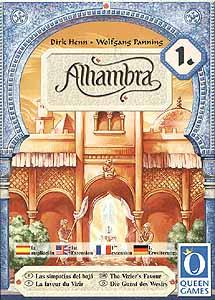 Alhambra: The Vizier's Favour