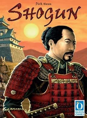 Shogun board game