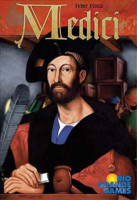 Medici board game