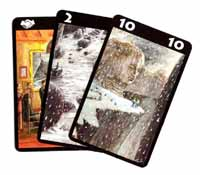Lost Cities Cards