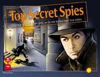 Top Secret Spies board game