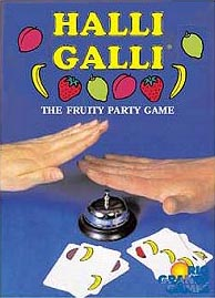 Halli Galli board game