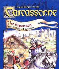 Carcassonne: Inns & Cathedrals board game