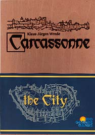 Carcassonne: The City board game