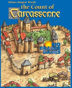 Carcassonne: The Count board game