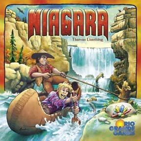 Niagara board game