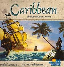 Caribbean board game