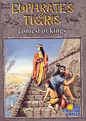 Euphrates & Tigris Card Game board game