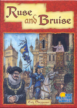 Ruse & Bruise board game