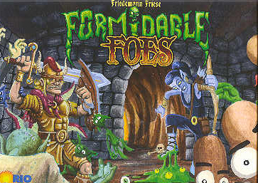 Formidable Foes board game