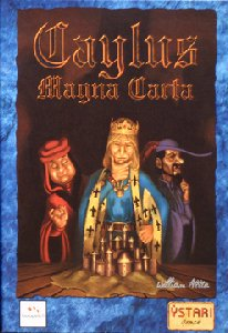 Caylus Magna Carta board game
