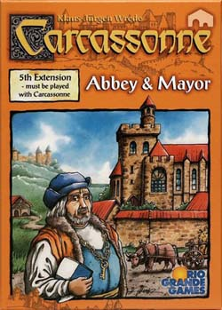 Carcassonne: Abbey and Mayor
