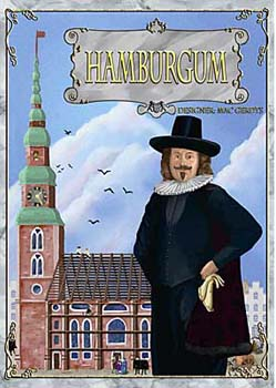 Hamburgum board game